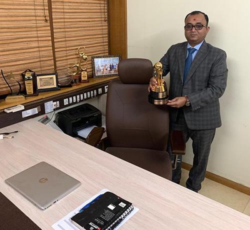 Shiv Om Brass Industries -2019-award