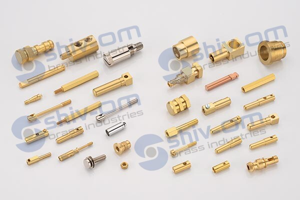 Brass Contact Pin & Sockets Manufacturer in Gujarat