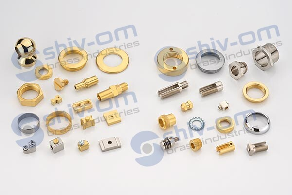 Brass Precision Miniature Parts