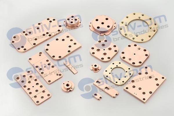 copper parts manufacturer