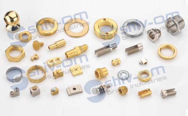 Precision Miniature Parts