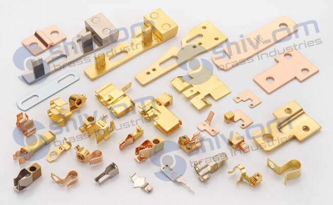 sheet metal stamping parts manufacturer in india