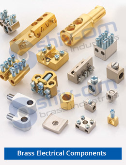 Brass-Electrical-Components